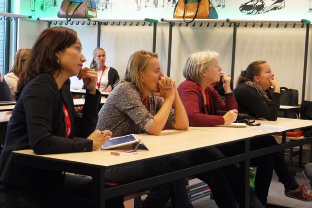 Met onderwijsprofessionals in gesprek over de leeromgeving van de toekomst